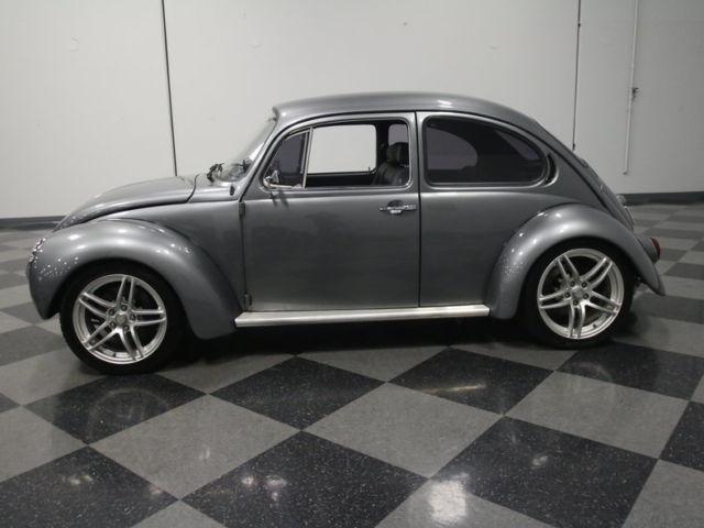 a super beetle restomod 2500cc 250 hp 4 speed 4 discs more porsche than vw. Black Bedroom Furniture Sets. Home Design Ideas