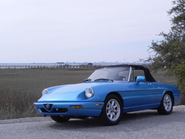Alfa Romeo Spider SPIDER VELOCE ALFA ROMEO SPIDER S For Sale In - 1991 alfa romeo spider veloce for sale
