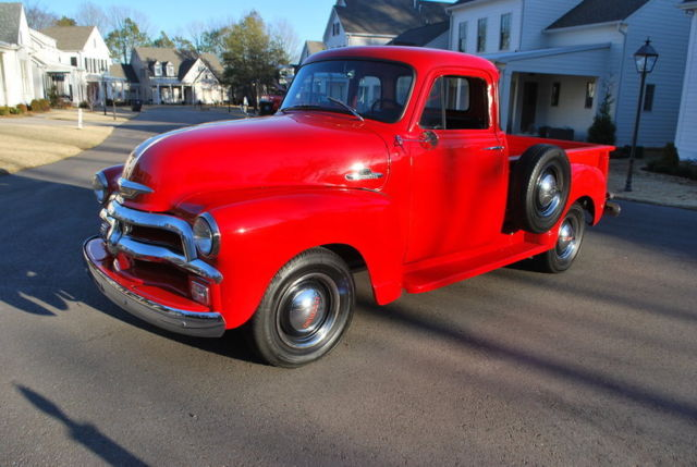 Amazing 1955 chevrolet 3100 for Classic home designs collierville tn