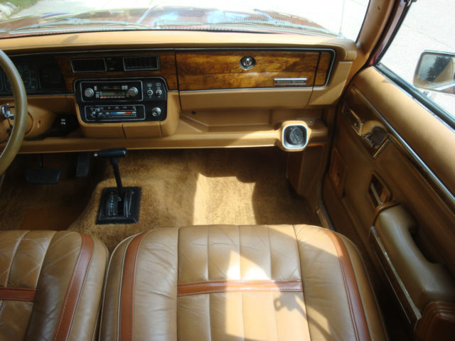 Amc Eagle 1986 American Motors Eagle Limited Wagon 4 Door