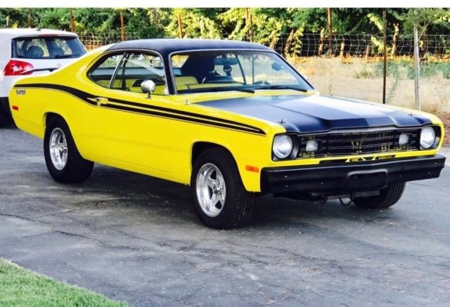 American Classic 1973 Plymouth Duster