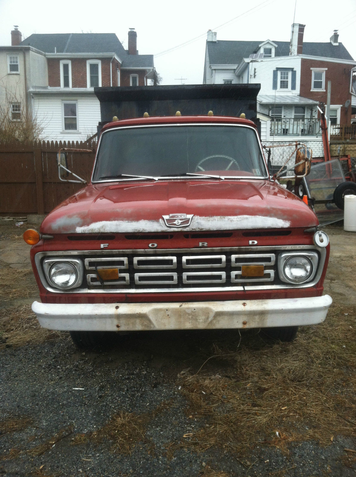 1964 ford f 350