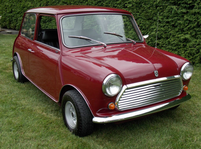 Austin Mini 1000 For Sale In Canton De Granby Quebec Canada For