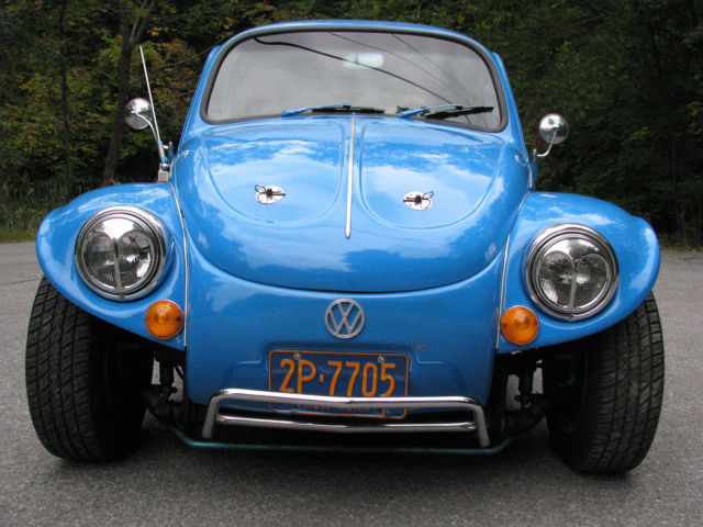 AWESOME BAJA BUG BIG MOTOR NEW INTERIOR NEWER RIMS AND TIRES SHARP PAINT FAST!! for sale in ...