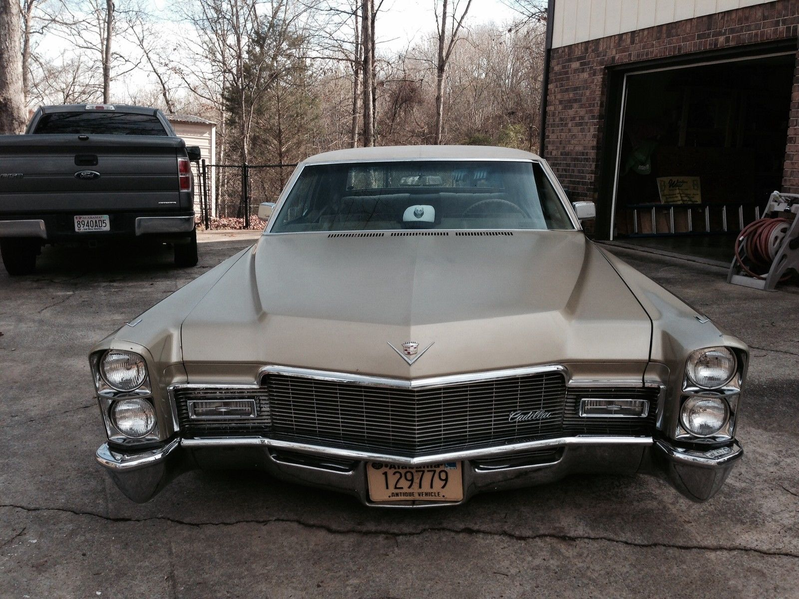 Bagged  Cadillac DeVille Base Hardtop K Miles For Sale In - 1968 cadillac alternator wiring
