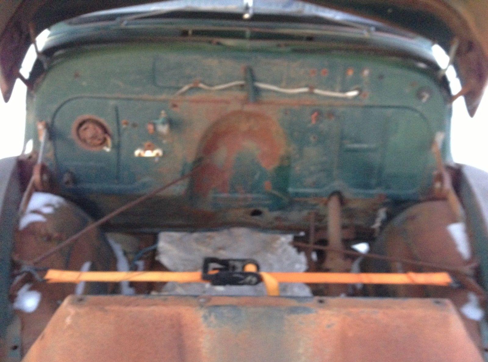 Old Pickups For Sale >> BARN FIND 1950 CHEVROLET 3600 PICKUP TRUCK PATINA HOT RAT ...