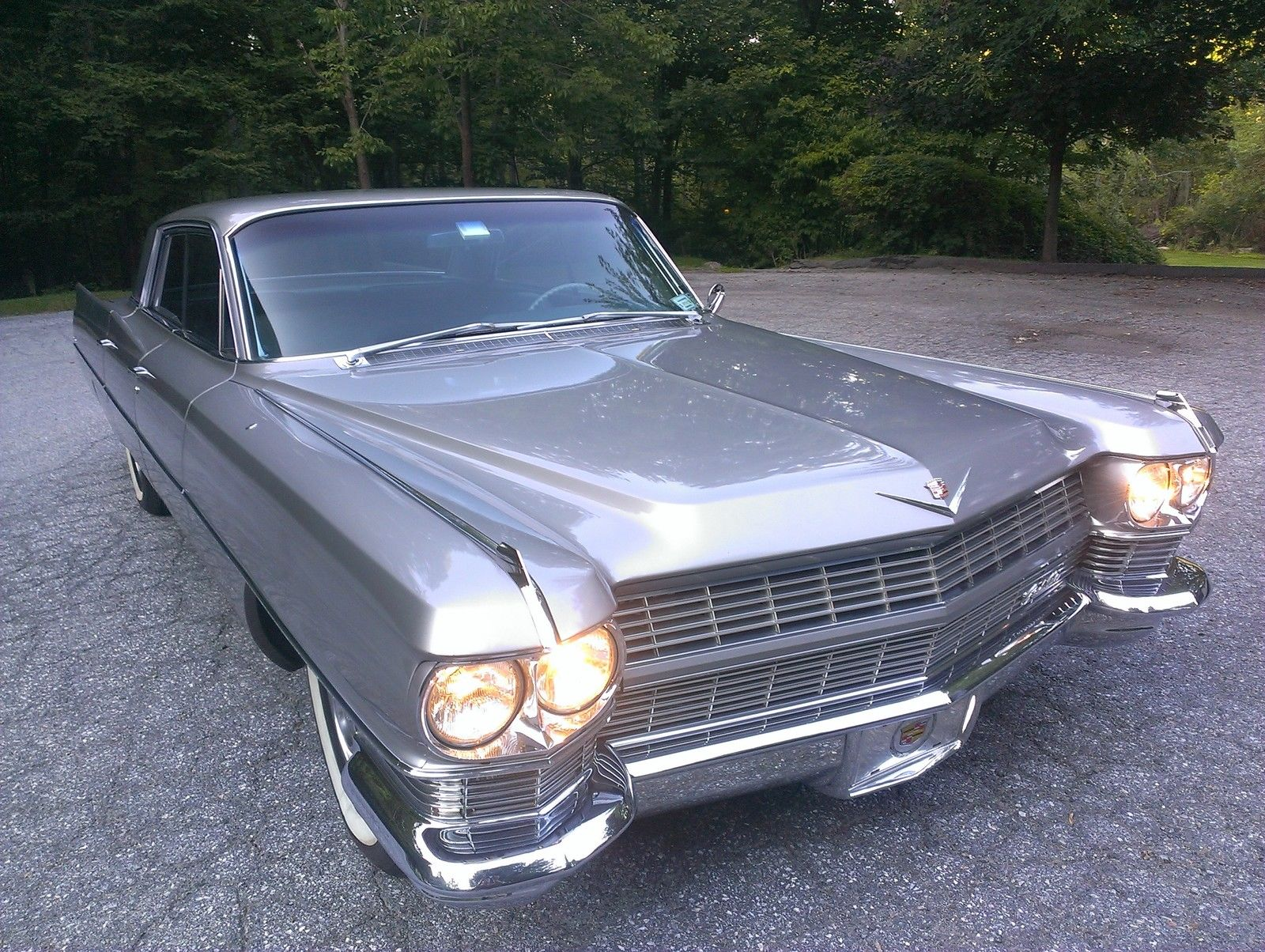 Barrett Jackson Quality 64 Caddy Deville 45k Loaded Not 1960 1961 Cadillac Sedan 1964 Hardtop Convertible Series 62