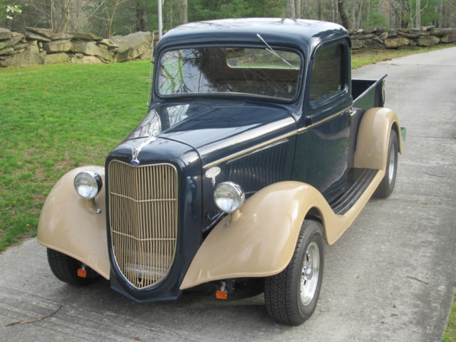 BEAUTIFUL 1936 FORD PICKUP for sale in Hendersonville ...