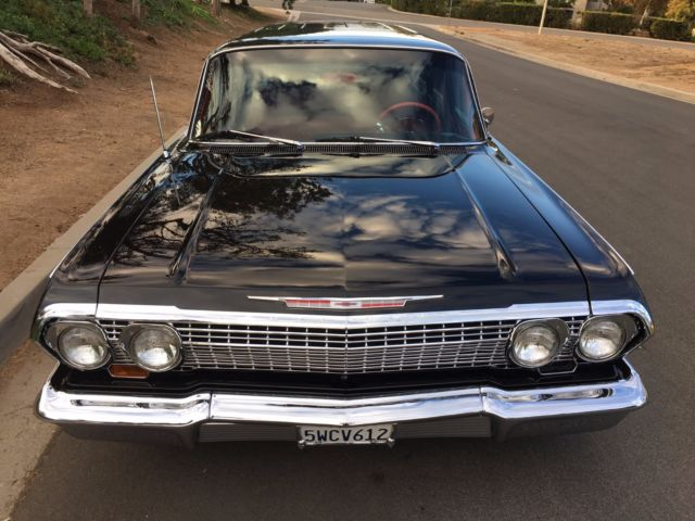 Beautiful 1963 Biscayne Bel Air Wagon For Sale  Photos  Technical Specifications  Description