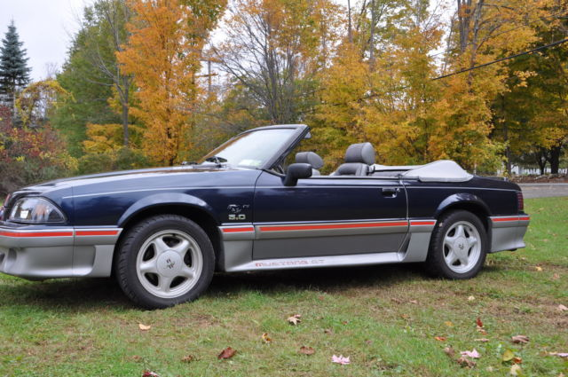 beautiful 1988 mustang gt 5 0 convertible for sale in rochester new york united states. Black Bedroom Furniture Sets. Home Design Ideas