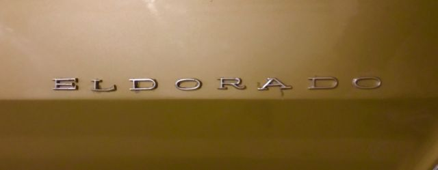 Beautiful Classic 1968 Cadillac Eldorado for sale: photos