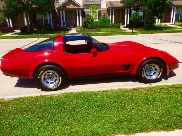 Beautiful Corvette 4 000 In Recent Receipts