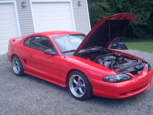 beautiful custom 1994 ford mustang gt 5 0 v8 30th anniversary sharp fast nr for sale in. Black Bedroom Furniture Sets. Home Design Ideas