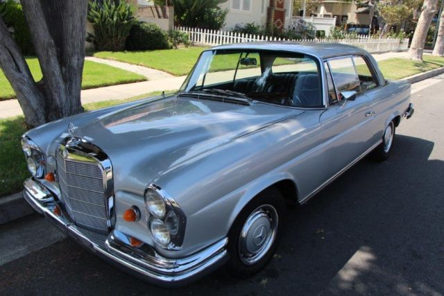 Beautifull 1965 mercedes 220se w111 coupe for sale in for 1965 mercedes benz 220se for sale