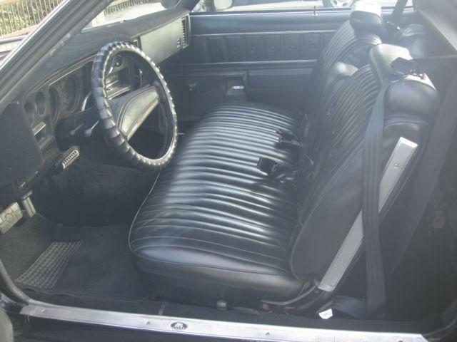 Beauty Ca 1977 Chevy El Camino Ss Original Cond Rn