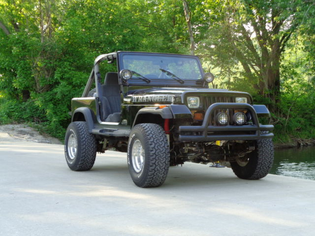 jeep 4 0 fuel injectors injector swap writeup for the 4 0l
