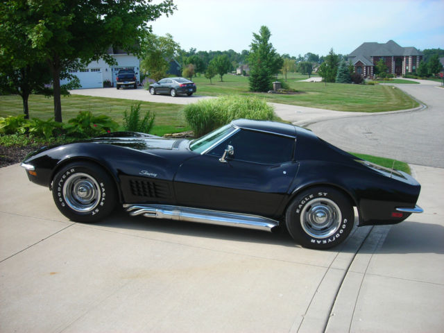 Black T Top Stingray For Sale In Fort Wayne Indiana