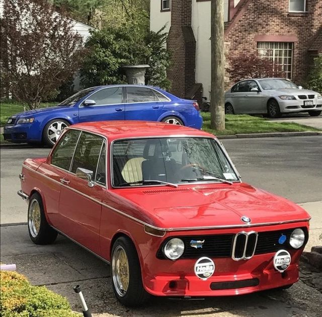 BMW 1976, 2002 For Sale For Sale: Photos, Technical