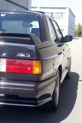 BMW E30 M3 Evo 2 , motorsport , rare , Evolution II for ...