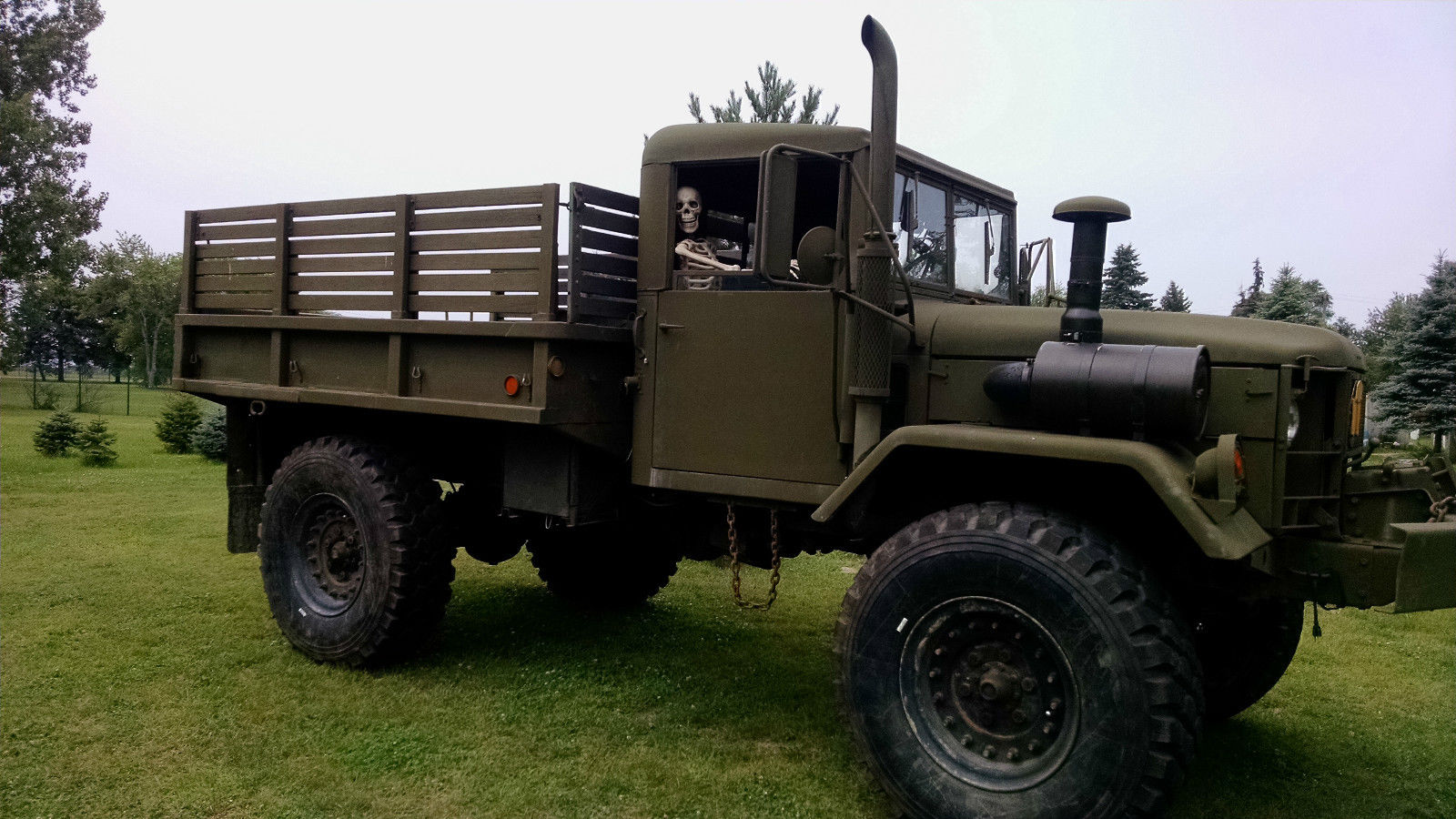 M35a2 For Sale In Michigan Autos Post