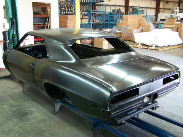 Brand New 1969 Chevrolet Camaro Body Shell Pro Touring