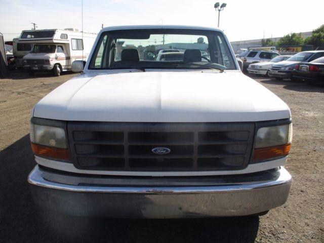 c 1994 ford f 250 xl used 7 3l v8 16v manual rwd pickup truck no reserve. Black Bedroom Furniture Sets. Home Design Ideas