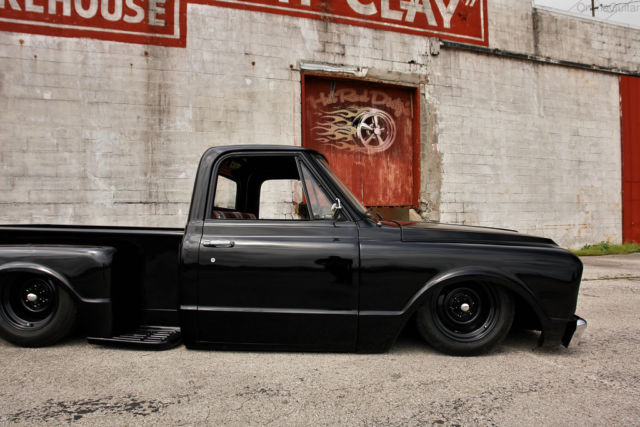 C10 c 10 hot rod slammed air bagged ride street rat patina shop technical specifications of chevrolet c 10 1967 sciox Image collections