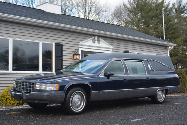 Cadillac Hearse, Funeral Car for sale in Somers ...