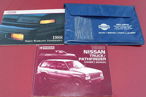 California Original 1988 Nissan Pathfinder 4x4 Hardbody 2 Door 100 Rust Free For Sale Photos Technical Specifications Description