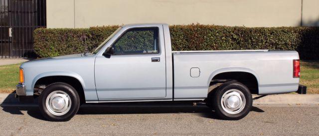 california original 1989 dodge dakota 84k orig miles. Black Bedroom Furniture Sets. Home Design Ideas