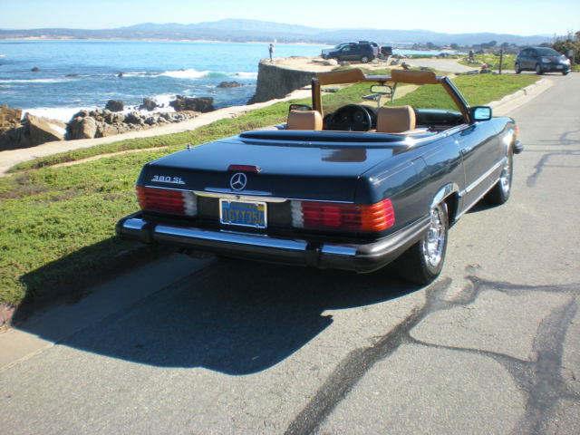 California rust free no reserve for sale in monterey for Mercedes benz of monterey monterey ca
