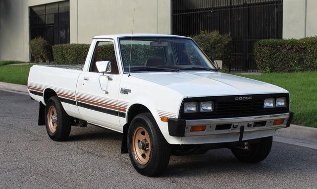 California 1986 Dodge Ram 50 Sport 4x4  One Owner  100