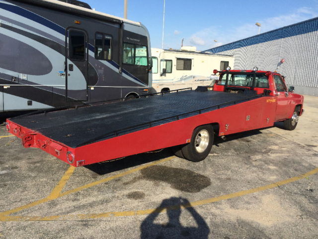 Car Hauler Hodges Ramp Truck For Sale In Torrance California