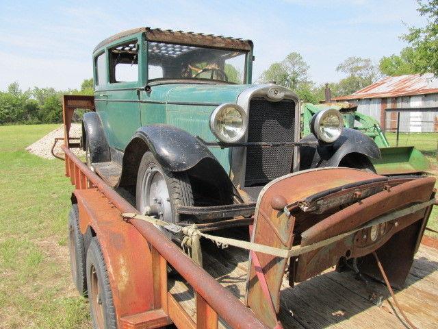 Chevrolet 1928 2 door sedan project car for sale in for 1928 chevrolet 2 door coupe