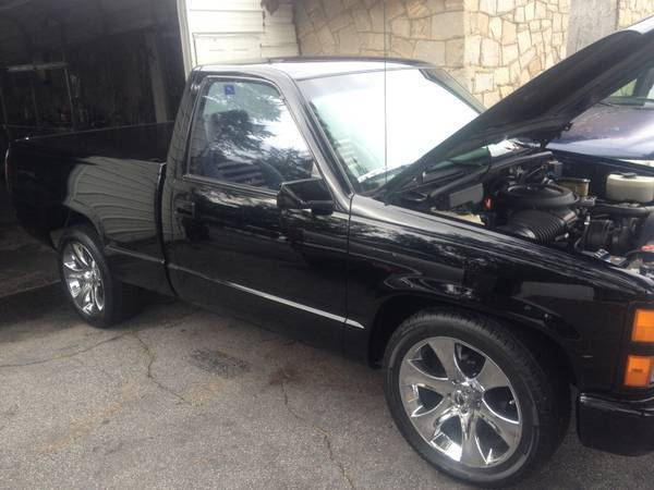 CHEVROLET 454 SS C1500 TRUCK for sale: photos, technical