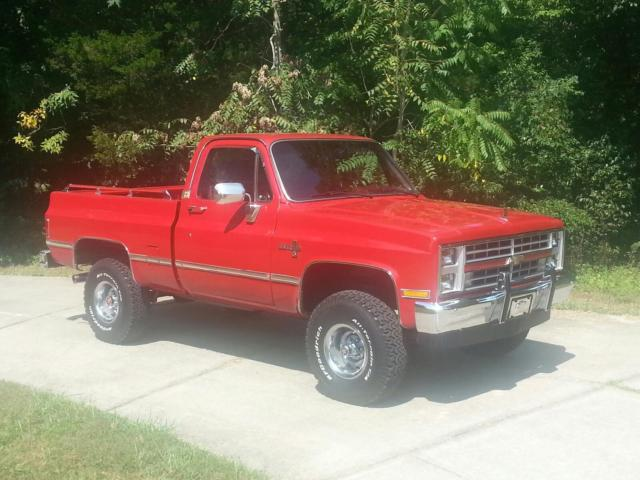 chevy 4x4 c1500 swb k10 c10 4wd for sale in cunningham