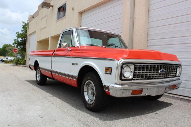 1970 chevy c10 custom deluxe