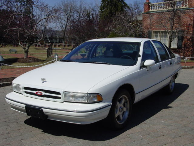 chevy chevrolet 9c1 caprice impala ss police fire interceptor low miles 1992 for sale in. Black Bedroom Furniture Sets. Home Design Ideas
