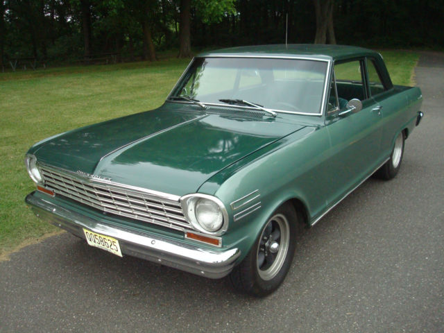 Chevy Nova 2 door sedan 1963 for sale in Burlington, New ...