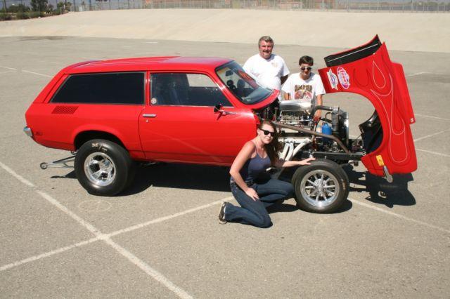 Bill Black Chevrolet >> CHEVY VEGA GASSER WAGON RACE DRAG RACE VINTAGE RATROD HOTROD RACE CAR STREET ROD for sale in ...