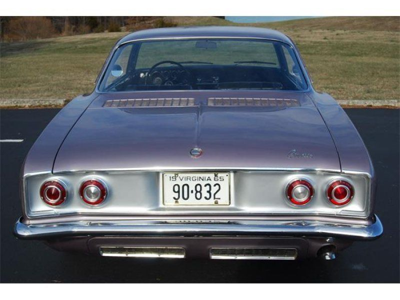 Classic 1965 Chevrolet Corvair Corsa Turbo For Sale In