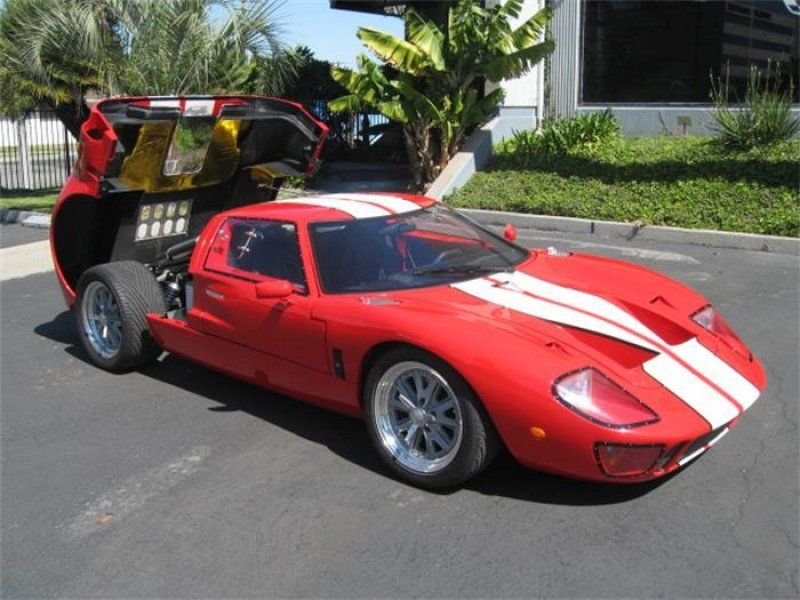 Classic 1966 Ford Gt40 For Sale In Anaheim California