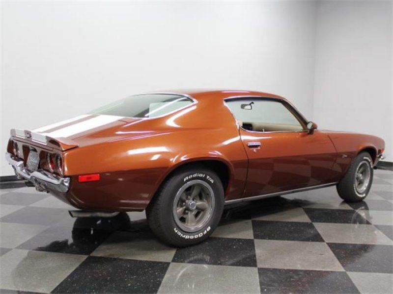 Classic 1970 Chevrolet Camaro Z28 For Sale In Charlotte