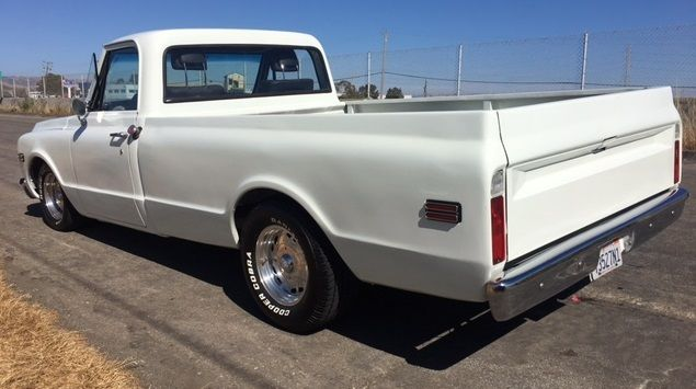 Classic 1970 Chevy Chevrolet C10 Long Bed Pick Up Truck