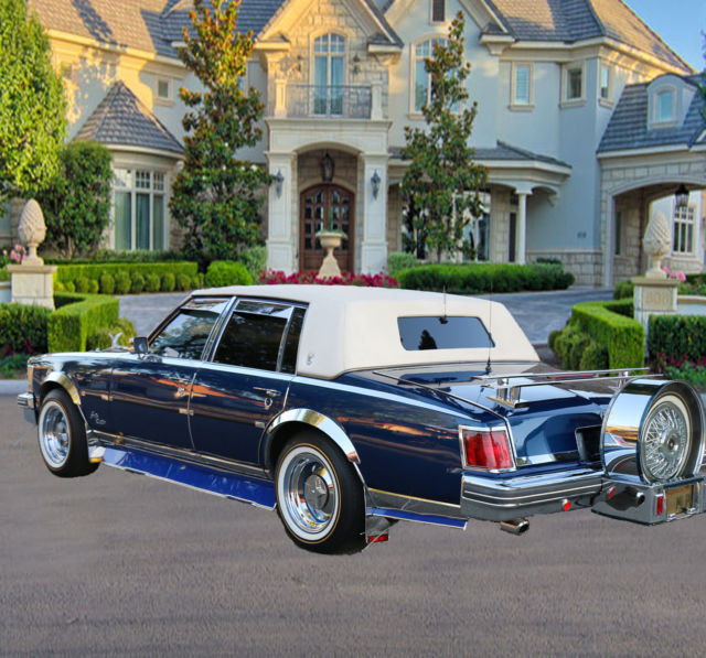 Classic One Of A Kind 1976 Cadillac Seville For Sale By