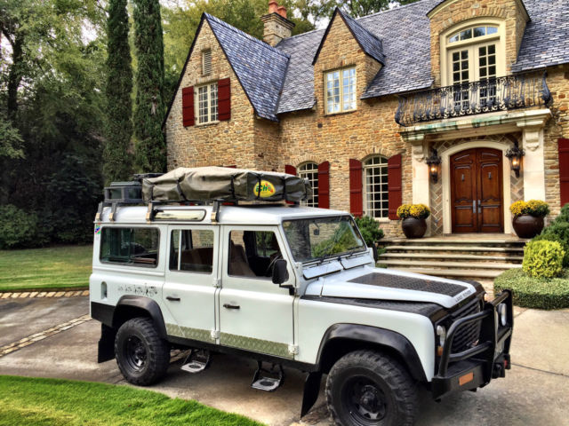 Land Rover Macon : classic overland land rover defender with safari package for sale in macon georgia united states ~ Medecine-chirurgie-esthetiques.com Avis de Voitures