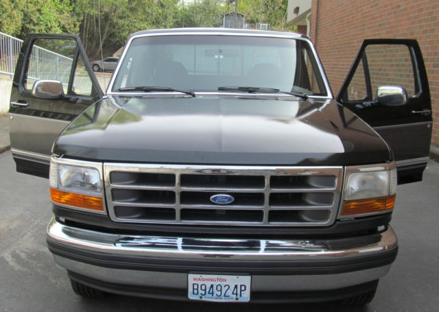 Clean Low Mile Ford F 150 Xlt 4x4 Extended Club Cab Pickup