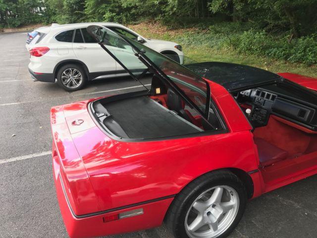 Corvette 1984 35k Miles Very Well Cared Pristine Interior No