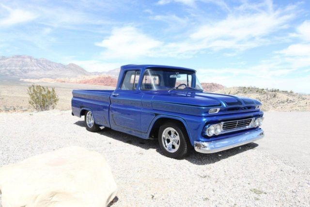 count 39 s kustoms 1962 chevy pickup truck for sale in las vegas nevada united states. Black Bedroom Furniture Sets. Home Design Ideas