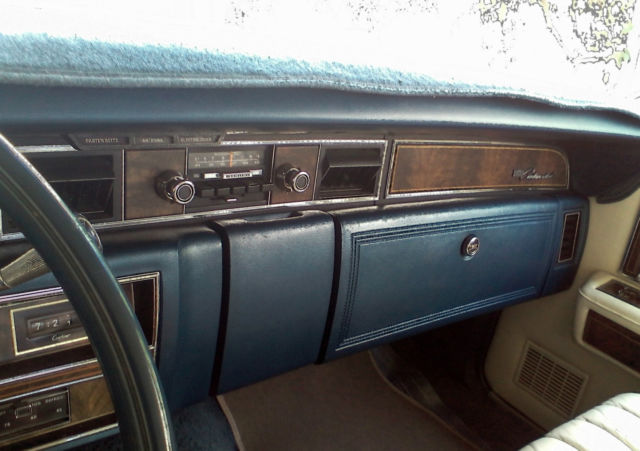 Coupe Baby Blue White Interior 460 Ci For Sale In Apple Valley